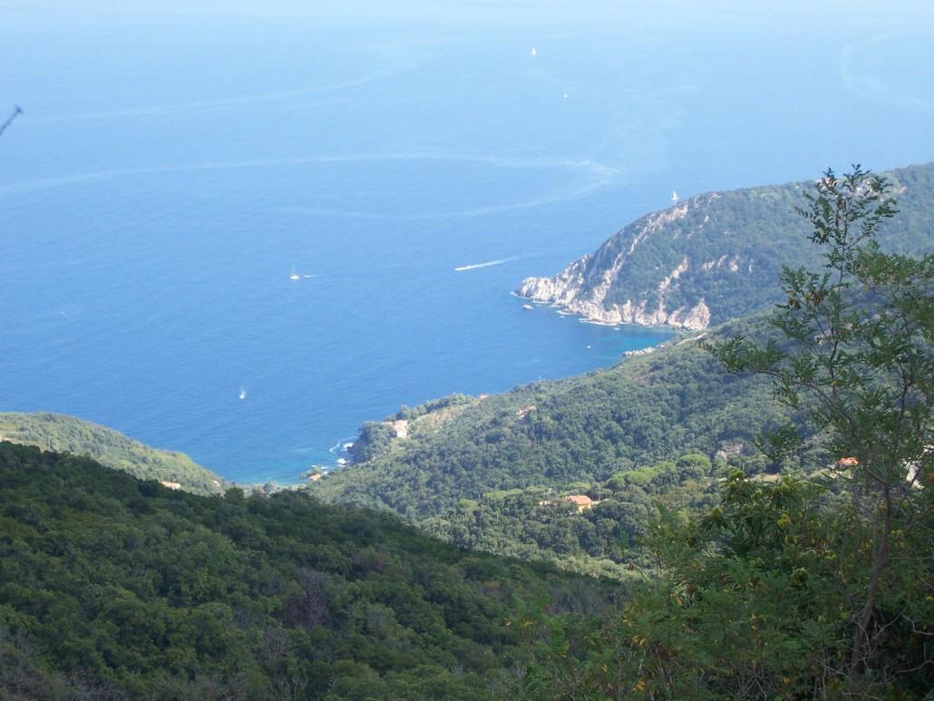 Nordküste Elba