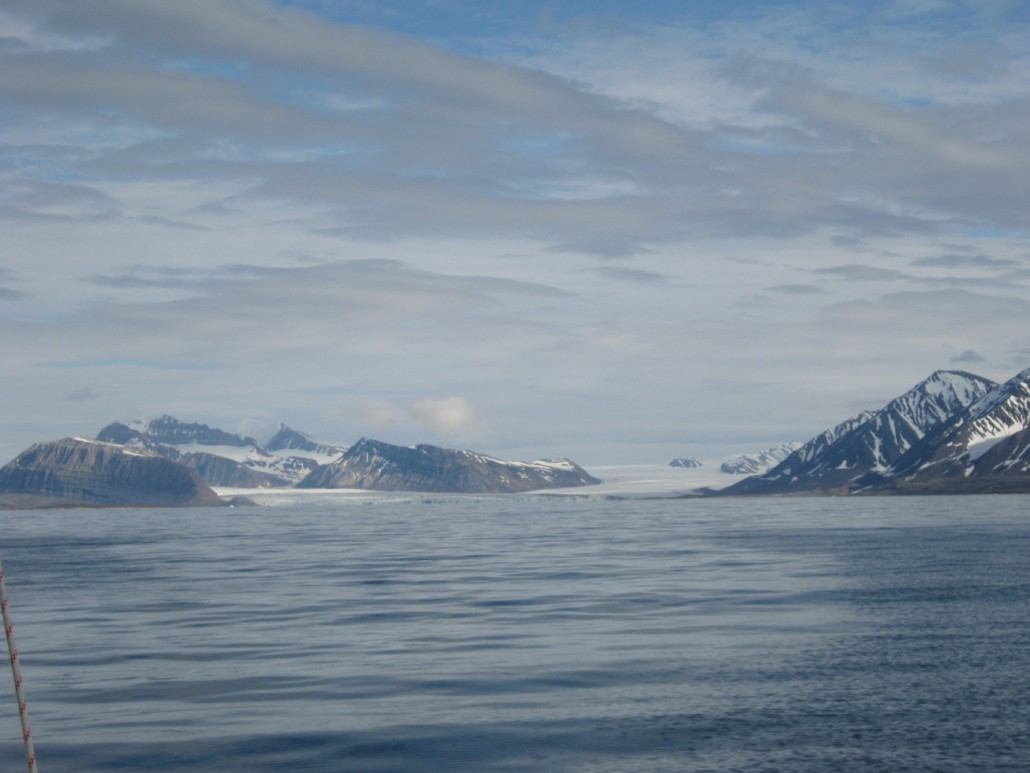 Kings-Fjord bei Ny Alesund