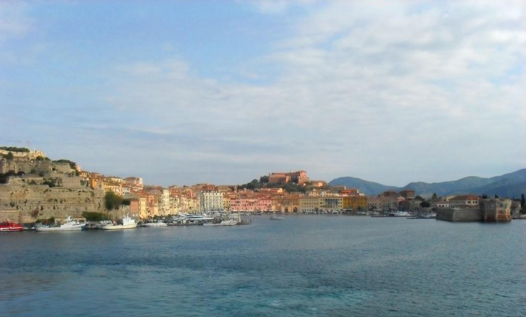 Hafen Portoferraio