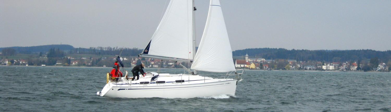 Skippertraining Bodensee