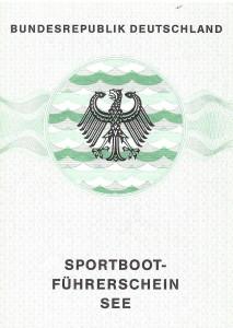 Bootsführerschein - Sportbootführerschein See
