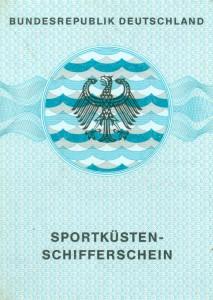 Bootsführerschein - Sportküstenschifferschein